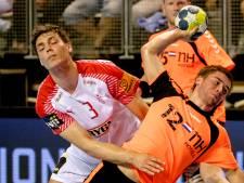 Handballers verliezen oefenwedstrijd