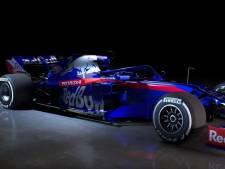 Toro Rosso toont nieuwe wagen