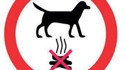 Alveringem zegt 'neen' tegen hondenpoep