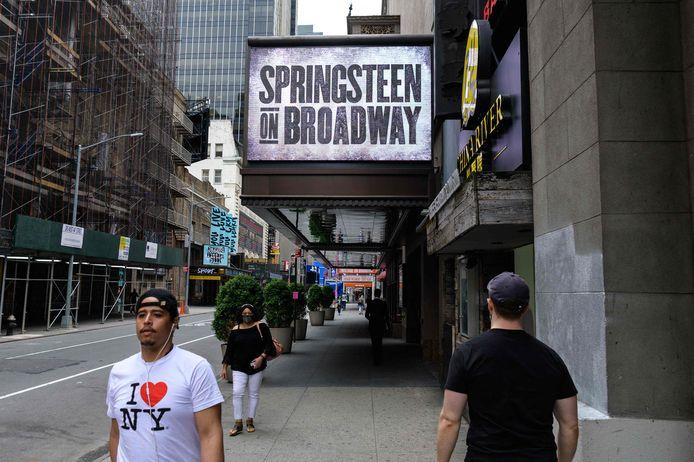 Een concert van Bruce Springsteen was aanvankelijk verboden terrein voor mensen met een AstraZeneca-vaccin.
