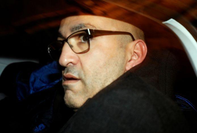 Zakenman Yorgen Fenech.