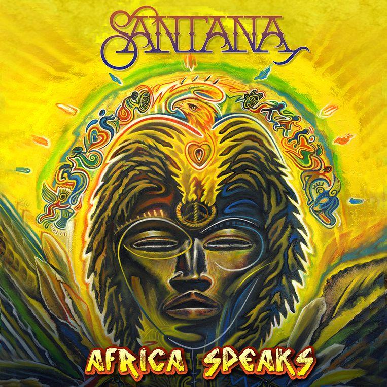 Pop. Santana, Africa speaks (Universal).  Beeld