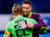 Stekelenburg haakt alsnog af bij Ajax: Pasveer onder de lat tegen Sporting