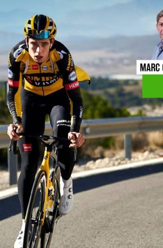"""Onze chef wielrennen ziet dat Van Aert voor zekerheid en stabiliteit koos: """"Hij loopt niet in zeven sloten tegelijk"""""""