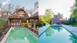 Een huis met zwembad kopen? Onze woonexpert selecteerde 10 pareltjes