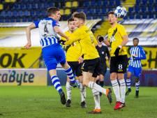 FC Eindhoven in een moeilijke fase, net als Bart Biemans: 'Ik ben meer dan een pinchhitter'