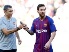 Valverde: Messi verdient prijs van beste speler