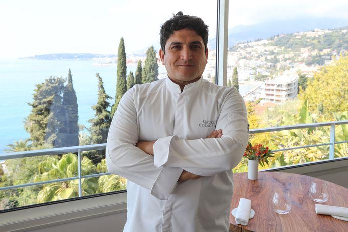 's Werelds beste chef, Mauro Colagreco, kookt binnenkort in Rotterdam.
