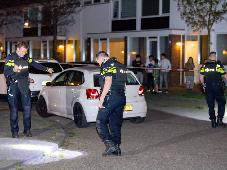 Twee jongens (17 en 18) aangehouden na schietincident in Tilburg