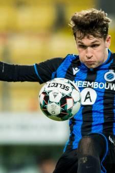 NEC gaat voor Belgisch jeugdinternational Thibo Baeten van Club Brugge