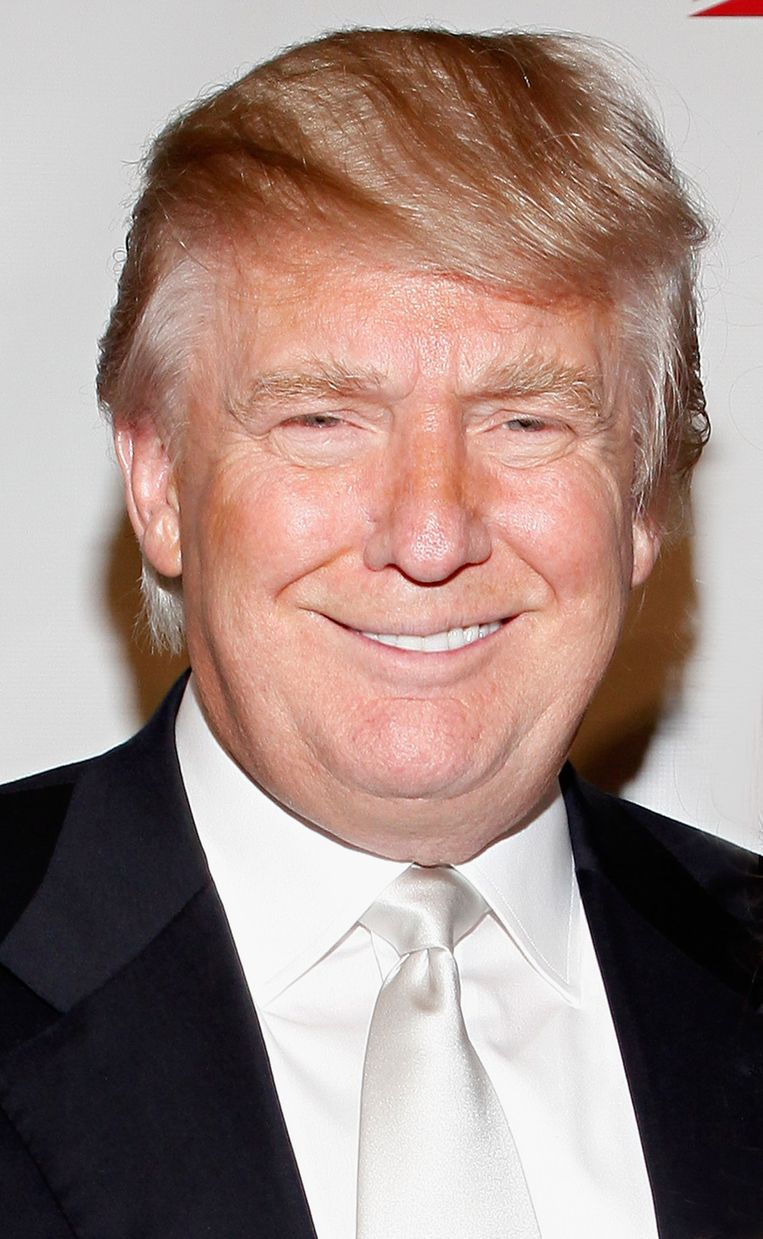 Donald Trump. Beeld GETTY