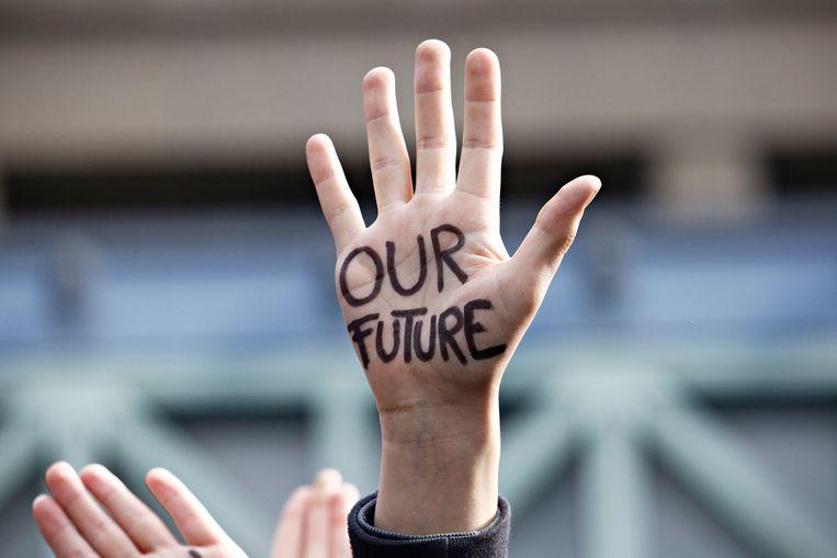 'Vooral het feit dat België gedurende meerdere jaren de uitstoot niet heeft gereduceerd, kost ons land plaatsen in het klassement', zegt klimaatexpert Noé Lecocq. Beeld iStock