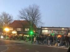 Laren heeft begrip voor 'opstand' horecabaas, politie grijpt in met noodbevel