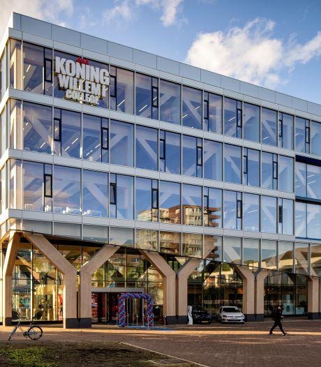Nieuwe gebouw Koning Willem I College valt in de smaak: 'De dag vliegt hier voorbij'