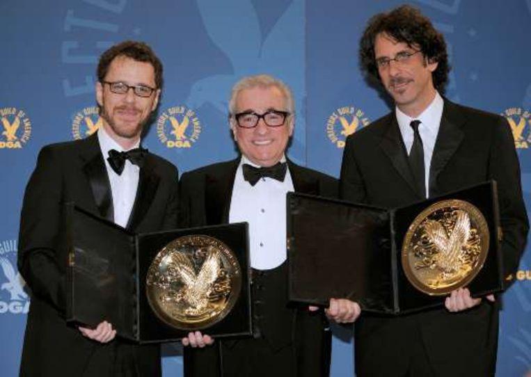 Martin Scorsese mocht de broers in de bloemetjes zetten. Beeld UNKNOWN