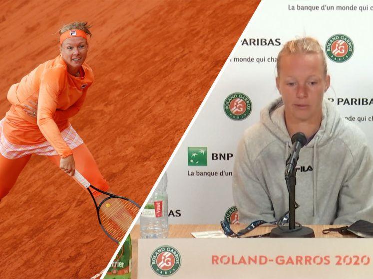 Bertens klaar voor nieuw gevecht op Roland Garros