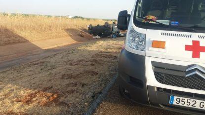 Belgisch gezin crasht op vakantie in Spanje: één dode, vijf gewonden