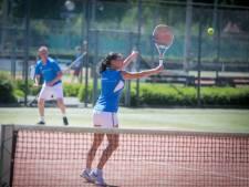 Eerste tennisteam van De Helster loopt leeg
