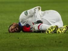 Neymar indisponible quatre semaines et forfait pour Barça-PSG