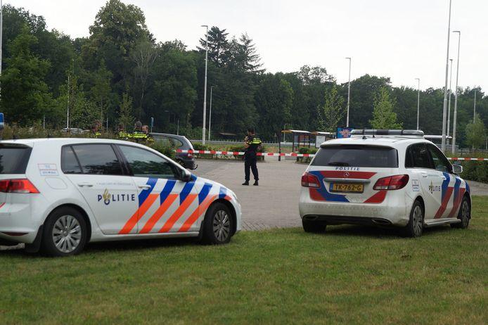 De politie onderzoekt nog wat er precies is gebeurd.