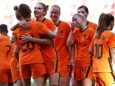 Uitzwaaiduel van OranjeLeeuwinnen in Zwolle gaat niet door