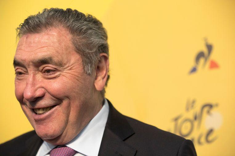 Eddy Merckx. Beeld AP