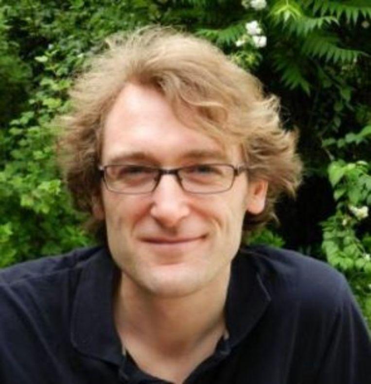 Matthias Lievens. Beeld rv