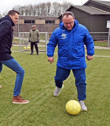 Senioren uit Hulst kunnen ook gaan voetballen