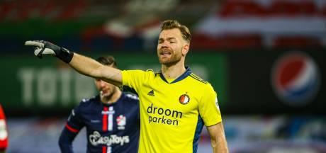 Marsman tekent bij club van Beckham: 'Eerst met Feyenoord seizoen goed afsluiten'