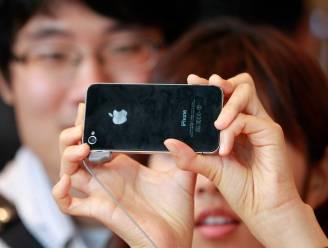 Nieuwe iPhone herkent vingerafdrukken