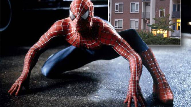 Apeldoornse 'Spiderman' in onderbroek is bepaald niet de enige in zijn soort