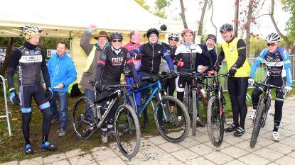 Een sportief weekend voor mountainbikers eind deze maand