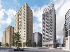 Toch geen goedkope appartementen in luxe woontoren aan Spuiplein