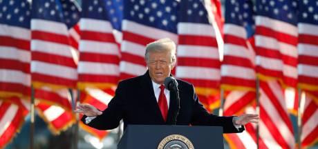 Trump overweegt '100 procent' een comeback