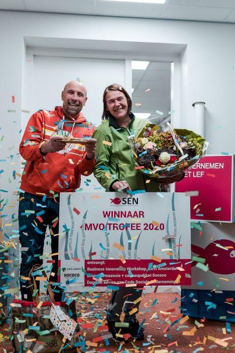 Deelfruit wint MVO Trofee voor verantwoord ondernemen