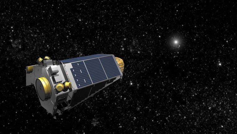 De exoplaneten werden met de ruimtetelescoop Kepler van de Amerikaanse ruimtevaartorganisatie Nasa waarneembaar.