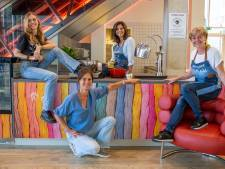 Klanten worden straks weer blàài in gloednieuw grand café in Veense Cultuurfabriek