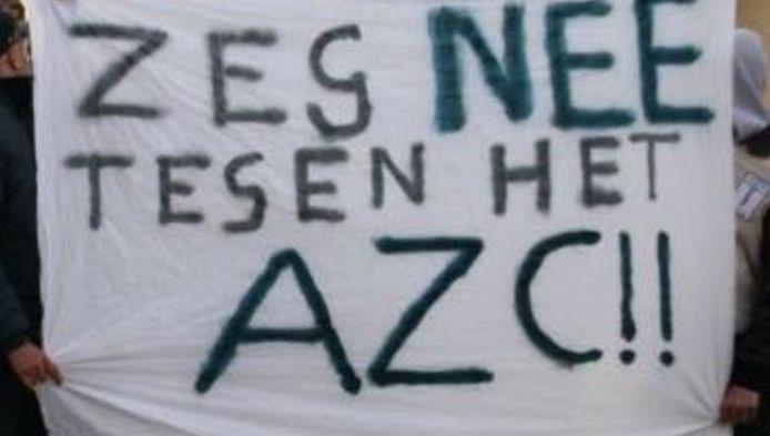 Demonstratie tegen azc gaat niet door uit angst voor rellen | Binnenland |  ed.nl