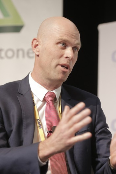 Roel Hellemons voorgedragen als nieuwe directeur Eindhoven Airport