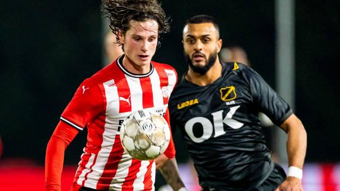 Jong PSV-talent Mees Kreekels kan weer volop trainen na de tranen: 'Ik ben veel sterker geworden, zeker weten'