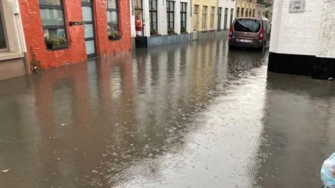 """Ook Brugge blijft niet gespaard van wateroverlast: """"Investeren in riolering en ontharding"""""""