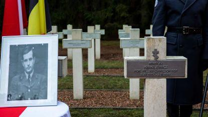 """VIDEO: 'Onbekende soldaat' op Lommels kerkhof na 74 jaar geïdentificeerd: """"Eindelijk duidelijkheid voor de familie"""""""