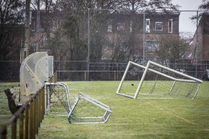 Worden er dit seizoen nog wedstrijden gespeeld in het amateurvoetbal?