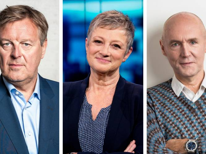 """Verdeeldheid over gedwongen pensioen Michel Wuyts en Frank Raes: """"Iedereen gelijk voor de wet, dat idee is voorbijgestreefd"""""""