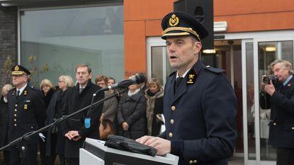 Peter De Vijlder aangesteld als zonecommandant
