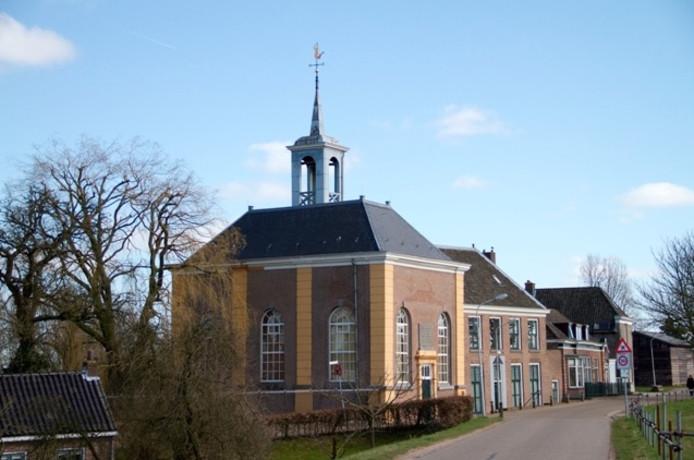 De burgemeester gaat wonen in het pand naast het Dalems kerkje.
