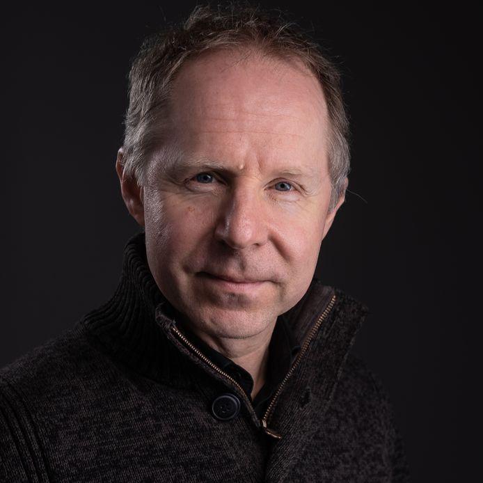 Fotograaf Dirk Van Overwalle.
