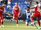 De Jong centimeters verwijderd van debuutgoal bij Sevilla