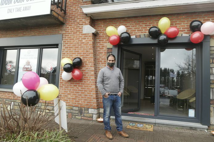 Gobind opent na Leuven nu ook een Sushi-bar in Tielt-Wigne.