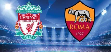Wijnaldum en Van Dijk met Liverpool tegen het AS Roma van Strootman